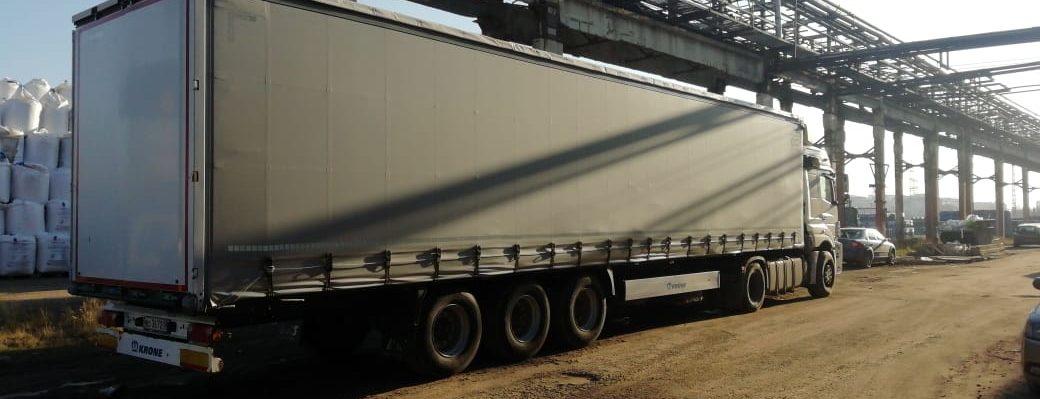 Аренда фуры 20 тонн